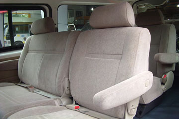 Seats for Toyota KDH Van