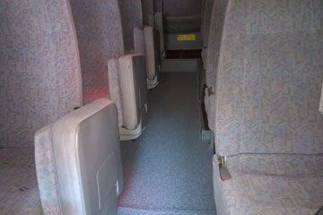 Carpets & Curtains for Toyota Coaster Bus