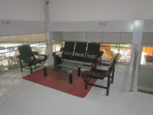 Air-conditioned Customer Rest Room